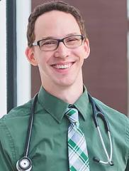 Primary Care Physician, Dr. Justin Mahon, HBI