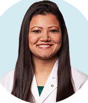 Dentist, Dr. Jasmine Shakya, Cosmetic Dentist, HBI