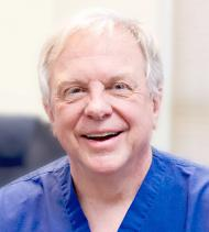 General Surgeon, Dr. David Redd, HBI