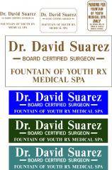 Anesthesiologist, Dietitian, Hormone Replacement Therapy Specialist, David Suarez , HBI