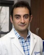 Dentist, Dr. Farzin Farokhzadeh, Cosmetic Dentist, HBI
