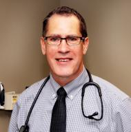 Primary Care Physician, Dr. Don Scarborough MS, PA-C, HBI